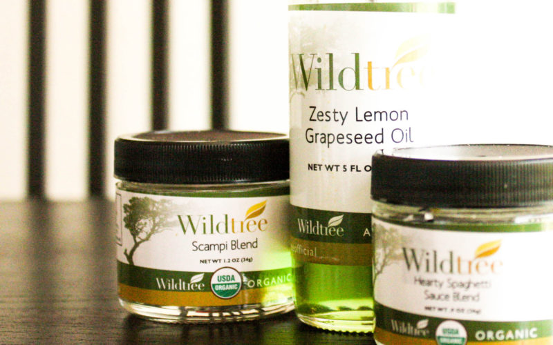 Simple Dinner Solutions with Wildtree Freezer Meals featured