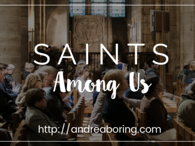 SAINTS AMONG US